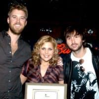 Major Label Breakout Artist of the Year Lady Antebellum