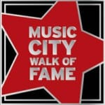 Music City Walk Of Fame Names Inductees