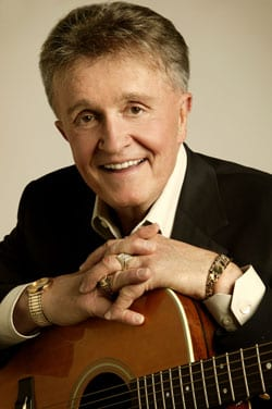 Bill Anderson is having a good week with the release of two new co-writes.