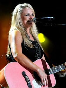 Miranda Lambert performs at the VAULT Concert Stage at LP Field June 14. Photo: John Russell