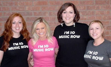 (L-R): WMBA Officers: Kama Upton, Brandi Simms, Betsy Walker and Cindy Collins
