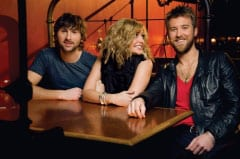 Lady Antebellum earned its first RIAA gold digital single award this summer.