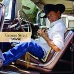 Strait's Sales, CMA's Songwriters Series, Redmond's New Company