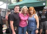Country In New York: Reba, Worley and Jypsi