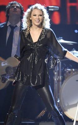 Taylor Swift. Photo: John Russell