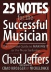 Book Review: 25 Notes for the Successful Musician