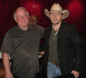 Aldean and Broken Bow's Benny Brown