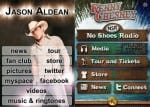 Aldean, Chesney Launch iPhone Apps