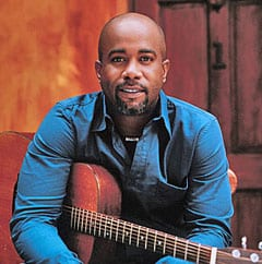 Who Is Touring With Darius Rucker