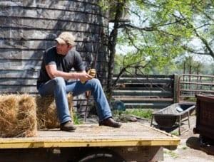 Record artist rodney atkins latest single farmer s daughter