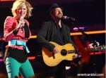 Sugarland performs on American Idol.