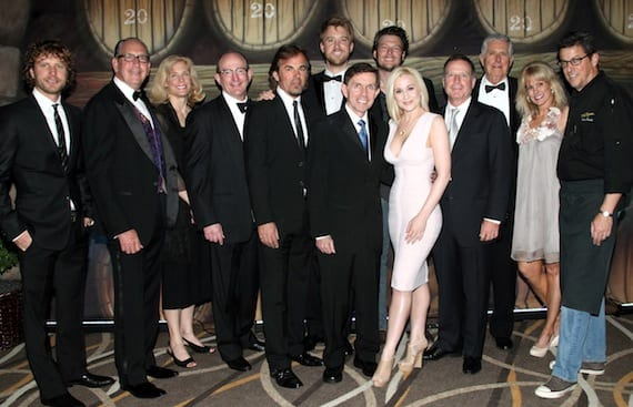 Best Cellars Dinner Has Raised Over 2 Million To Date Musicrow Nashville S Music Industry