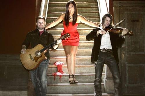 Scarletta: Benji Harris, Aubrey Collins, and Nathan Stoops