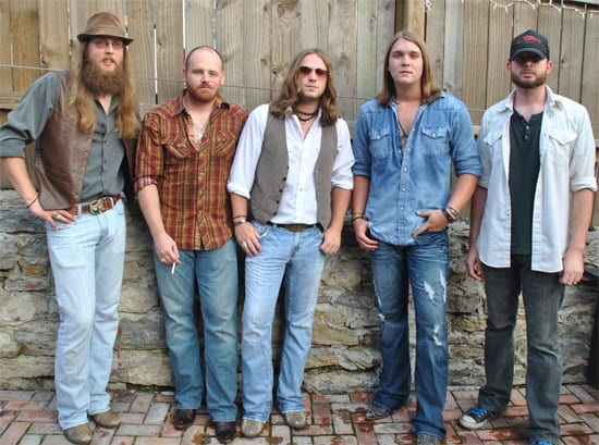 Whiskey Myers Meets Industry And Media Musicrow
