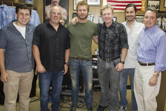 No 1 Party Dierks Bentley S Home Musicrow