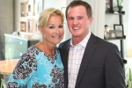 (L-R): Country Artist Lorrie Morgan and Attorney Jason Turner