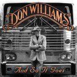 Don Williams Album Coming Tomorrow