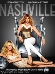 "The key art for the show was also recently revealed ""Nashville"" key art, which will be"