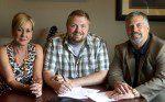 Signings: Brent Wesley, Josh Osborne