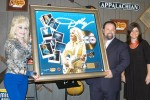 Dolly and Cracker Barrel Celebrate Gold