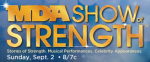 """Nashville Artists Join """"MDA Show of Strength"""" Special"""