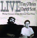 Darrell Scott and Tim O'Brien to Release Live Album