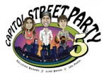 Capitol Street Party Performers, New Location Revealed