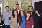 MusicRowPics: Kristen Kelly Artist Visit