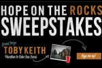 "Toby Keith Previews ""Hope On the Rocks"" For Fans"