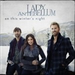 Lady Antebellum Gets Gold For The Holidays