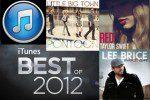 iTunes Reveals Best Of 2012