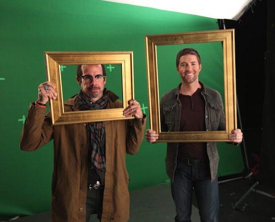 (L-R): Peter Zavadil & Josh Turner Photo: Taillight