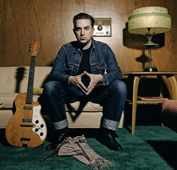 JD McPherson's album, Signs & Signifiers, ranks No. 1 most played album for 2012 on the Americana Airplay chart.