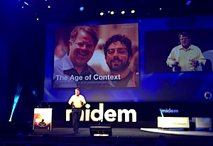 Robert Scoble at Midem