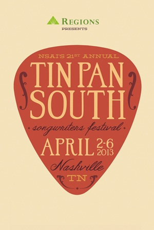 tin pan south 2013