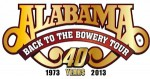 Alabama To Launch Back To The Bowery Tour