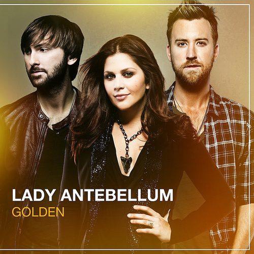 lady antebellum golden1