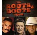 Sammy Kershaw, Aaron Tippin, Joe Diffie Team For 'Roots & Boots' Tour