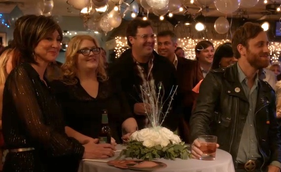 Pam Tillis, Kate York, Vince Gill and Dan Auerbach guest on Nashville.