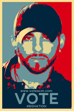 brantley gilbert vote acm111