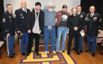 Aldean, Greenwood Surprise Guests At Scholarships For Heroes Concert