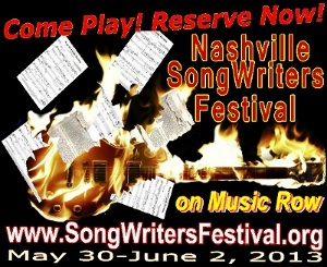 nashville songwriters festival