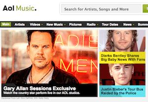 AOL Music111
