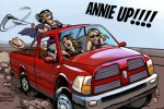 Pistol Annies Embark on Promotional Annies Adventure