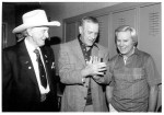 George Jones, Bill Monroe, & Eddy Arnold