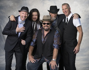 The Mavericks. Photo: Mark Tucker