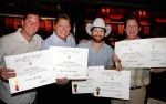 Songwriter Scotty Emerick Honored with BMI 'Million-Air' Awards