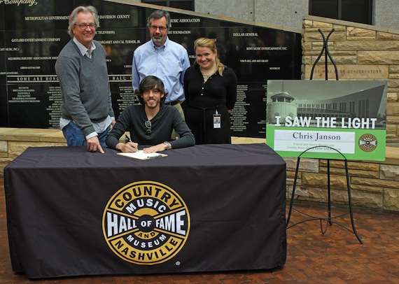 chris janson hall of fame111