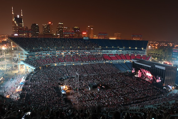Nightly Concerts At Cma Music Festival Are Sold Out