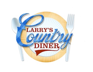larry's country diner logo111